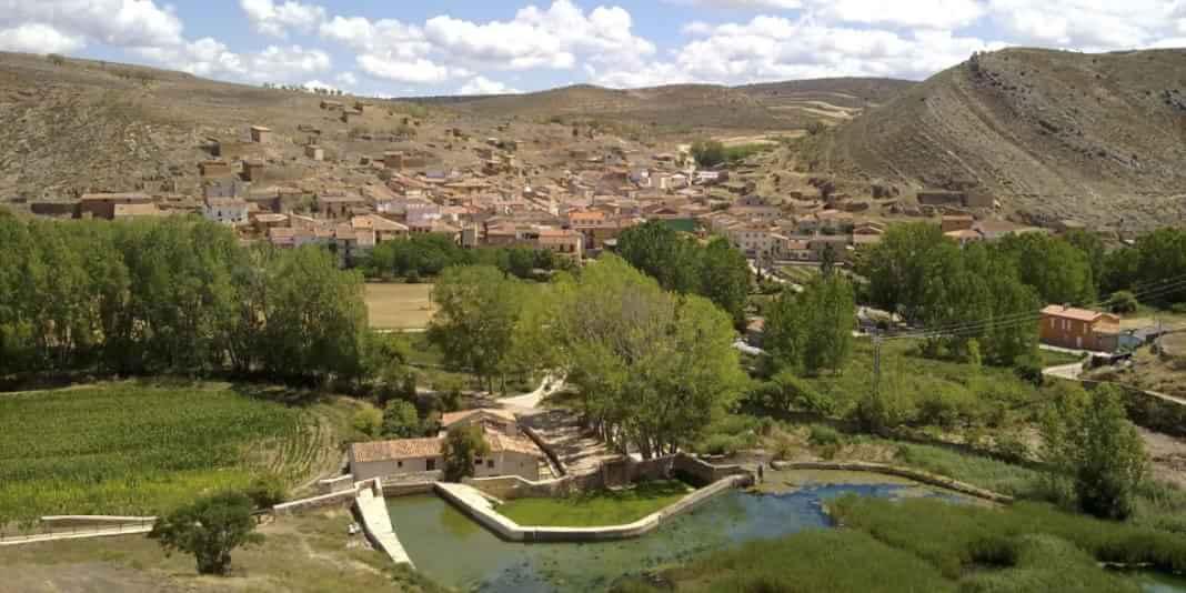 El pueblo de Cimballa